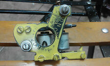 your custom order 1 OF PAUL ROGERS STYLE LINER YELLOW  TATTOO MACHINE
