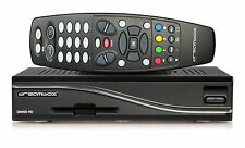 Dream Multimedia DreamBox DM500 V2 HD Satellite Receiver - Genuine Ex-SatStore