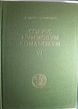BANTI - SIMONETTI CNR Vol. VI: AUGUSTO Monete argento, bronzo e coloniali