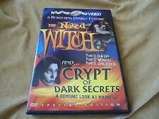 The Naked Witch / Crypt of Dark Secrets (Special Edition) [1 Disc DVD]