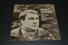 Nicolai Ghiaurov~Bass Arias From Russian & Italian Operas~Downes~London OS 25769