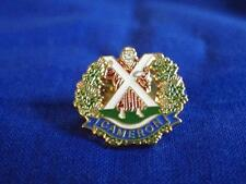 CAMERON HIGHLANDERS LAPEL PIN