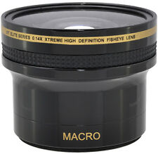 58MM .X14 FISHEYE MACRO Lens for Canon Rebel EOS T3I T4I T5 T5I 30D 20D XSI XTI