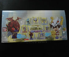 lot of 7 Saint Seiya Petit Chara Land Chapter Final Fight PVC Figures set new