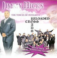 Jimmy Hicks & The Voices of Inte: Cross Roads  Audio Cassette