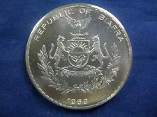 BIAFRA - 1969 silver £1 CROWN - BU