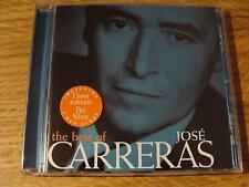 CD Album: Jose Carreras : The Best Of