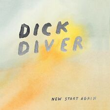 DICK DIVER - NEW START AGAIN (LIMITED COLORED EDITION)   VINYL LP NEU