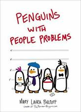 Penguins with People Problems-ExLibrary