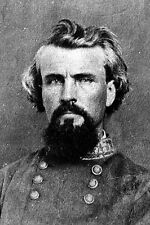 New 5x7 Civil War Photo: CSA Confederate Rebel General Nathan Bedford Forrest