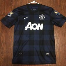 Manchester United 2013-2014 Away Fellaini Jersey M
