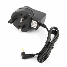 New UK 3 Pin Home Wall Mains Plug Charger for SONY PSP 1003, 2003, 3003 Console