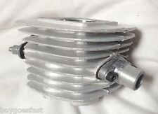 66cc / 80cc Motor bike engine parts - 8mm cylinder  silver short intake