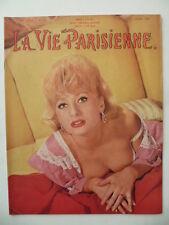 Magazine  La VIE PARISIENNE n° 171 - Mars 1965