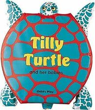 NEW TILLY TURTLE and HER BABIES BATH BOOK (BUY 3 GET 1 FREE book)  CHILD'S PLAY