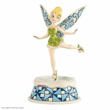 Jim Shore Tinker Bell 'Skating Pixie' Figurine: Disney Traditions 4033268