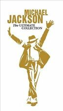 Michael Jackson 'Ultimate Collection'  4-CD + DVD BOX SET