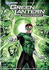 Green Lantern: Emerald Knights - Double Play (Blu-ray + DVD), Good DVD, Arnold V