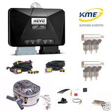 KME Nevo Plus 6 Zyl. LPG Autogas Gasanlage Frontkit Hana Injektoren 150KW