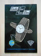 Elast Fixo Flex Gold Anker Reklameschild um 1960 (G)