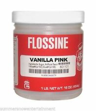 Fairy Floss Flossine tub USA MADE Enough for 5000 sticks. Suit any machine