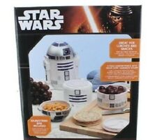 STAR WARS DISNEY R2D2 R2-D2 BENTO BOX JAPANESE STYLE LUNCH BOX SCHOOL + BAG NEW