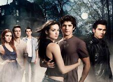 """Teen Wolf Tv Show Silk Cloth Poster 17 x 13"""" Decor 08"""