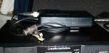 AUDIO Technica at829 Microfono Lavalier a condensatore Trasmettitore +atw-t27 173.8mhz
