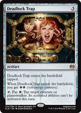 Deadlock Trap - Kaladesh - Rare - Near Mint