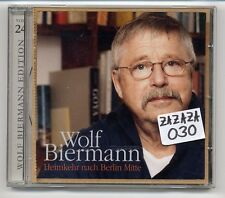 Wolf Biermann CD Edition Vol. 24 - Heimkehr Nach Berlin Mitte