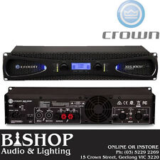 Crown XLS1002 Drivecore Power 2 Channel Amplifier