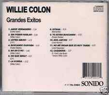rare CD FANIA Willie Colon CASANOVA no me digan que es muy tarde TEESTANBUSCANDO