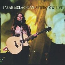 CD & DVD: SARAH MCLACHLAN Afterglow Live STILL SEALED