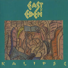EAST OF EDEN: Kalipse (1997) HTD RECORDS CD Neu