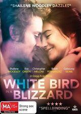 White Bird In A Blizzard (DVD, 2015)