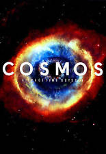 Cosmos A Spacetime Odyssey (DVD, 2014, 4-Disc Set) NEW                        X