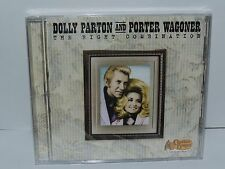 "PORTER WAGONER & DOLLY PARTON, CD ""THE RIGHT COMBINATION"" NEW SEALED Cracker Bar"