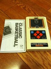 Mattel CLASSIC BASKETBALL Handheld Electronic Game Factory Sealed Instructions!