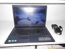 Acer Aspire 7740G 17,3 Intel Core i5, Intel  M 430 2.27GHz,RAM 4 GB. 500Gb, TOP