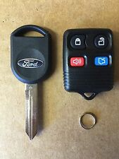 New OEM Ford 4D63 Cypto 80 Bit Transponder Key & Remote 164-R8040 8S4Z-15K601A