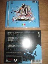 DAVID PICCIONI - MADE IN ITALY IBIZA 2006 (CD ALBUM 2006) 15 TRACKS EXCELLENT