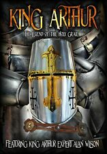 King Arthur: The Legend  of the Holy Grail - Knights Templar - THE ENIGMA DVD!