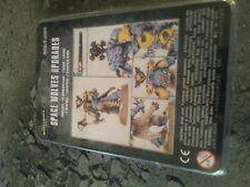 WARHAMMER 40K SPACE WOLVES UPGRADES PACK - NEW & SEALED