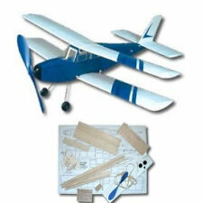 West Wings Aries Biplane Easy Construction Balsa Model Kit WW11