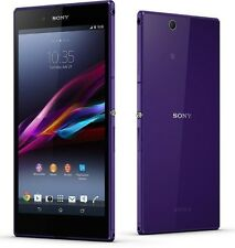 New Sony XPERIA Z C6603 16GB Purple Unlocked Android Smartphone Worldwide 4G LTE