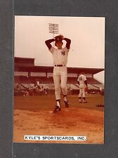 Rawly Eastwick  YANKEES UNSIGNED 3-1/2 x 4-7/8  COLOR ORIGINAL SNAPSHOT PHOTO #5