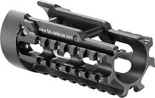 Fab Defense-MP5KRS-S aluminum Hand guards for with Integrated picatiny 3 rails