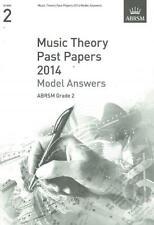 ABRSM Theory of Music exámenes de grado 2, 2014-Modelo respuestas ab713