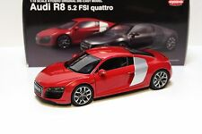 1:18 Kyosho Audi R8 5.2 FSI Quattro Coupe red NEW bei PREMIUM-MODELCARS
