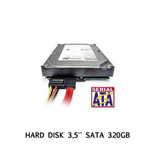 HARD DISK INTERNO SATA 320GB 320 GB WESTERN DIGITAL MAXTOR SEAGATE IBM